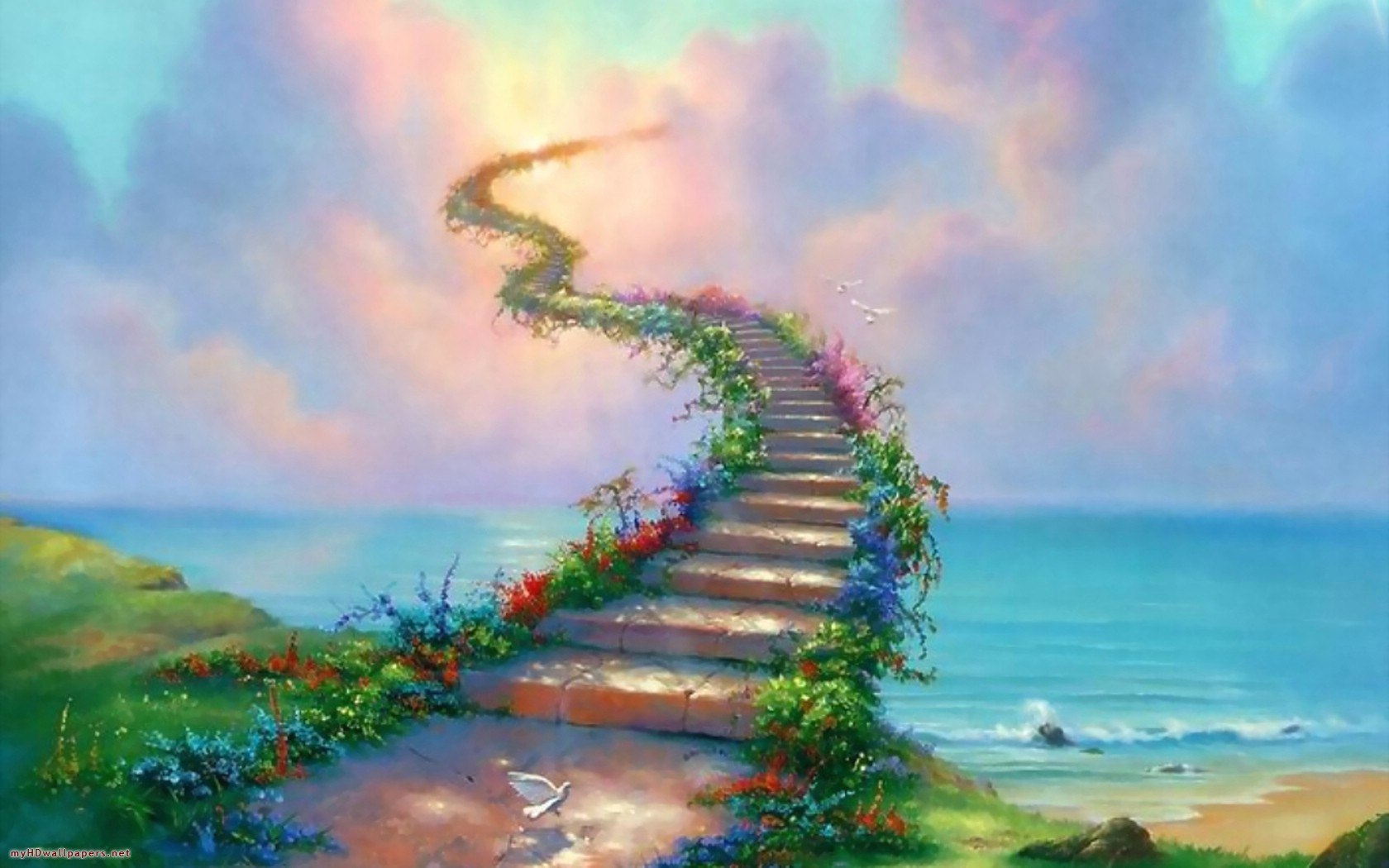 Ws Stairway To Heaven 1680x1050